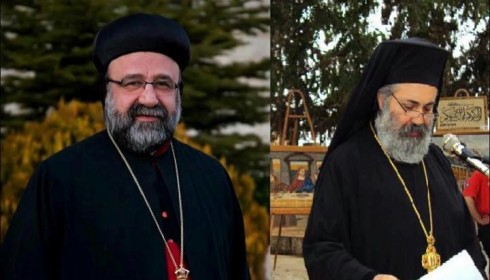 Collection Statements by world Leaders condemning Abduction Bishops in Syria