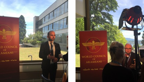 Arameans reflect on dire position in Turkey in wake of the Ottoman Genocide centennial