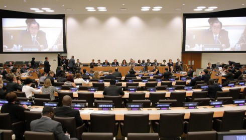 ANNUAL R2P MINISTERIAL MEETING:  UN STABILIZATION MISSION FOR ARAMEANS OF IRAQ