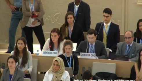 WCA to UN Syria Commission in Geneva: Stop dancing around issue, time for new approach