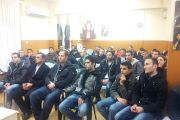 WCA & Member Federations meet with Syrian Refugees in Athens, Greece (28 January 2013)