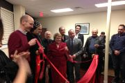 Opening Socio-Cultural Center of the Aramaic American Association in New Jersey (1 March 2013)