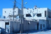 Sadad: images of the vicious attacks on houses, churches and the monastery