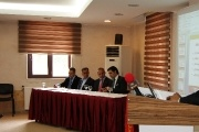 WCA Lecture in Matiate Hotel - Midyat, Tur-Abdin (27 May 2012)