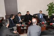 Meetings with Politicians & other Dignitaries (23-29 May 2012)