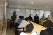 WCA in Athens - Aramean refugees from Syria, (7 September 2012)